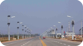 solar path lighting china