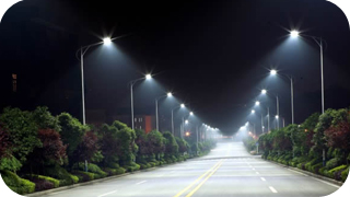 solar street lighting china