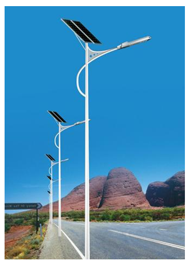 solar street lights application02