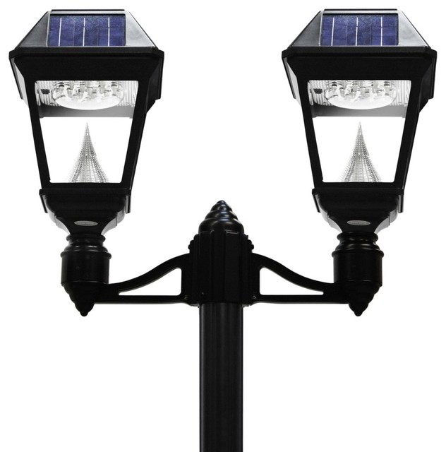 solar lamp post lights