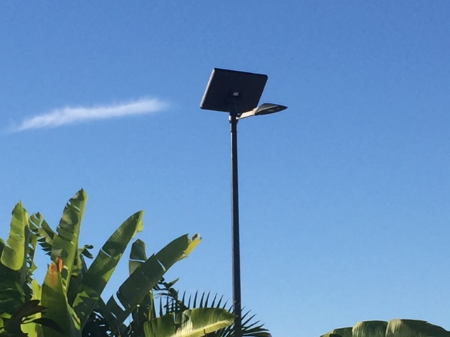 AVERO SOLAR STREET LIGHT clients